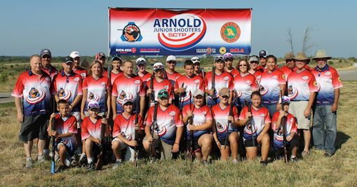 2012 Arnold Junior Shooters